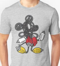 AV Mouse Slim Fit T-Shirt