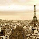 Paris Cityscape by sumners
