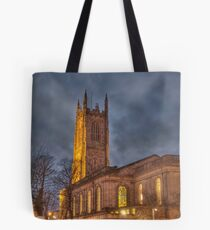 Derby Cathedral Tote Bag