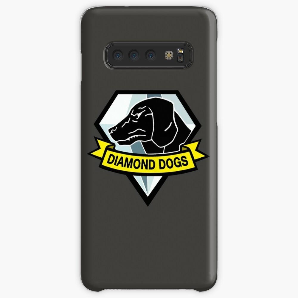 Diamond Dogs Funda y vinilo para Samsung Galaxy