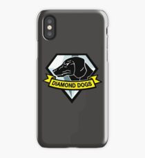 Diamond Dogs iPhone Case