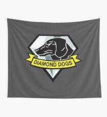 Diamond Dogs Wall Tapestry