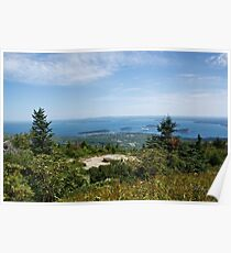 Cadillac Mountain  Poster