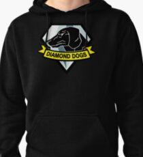 Diamond Dogs Pullover Hoodie