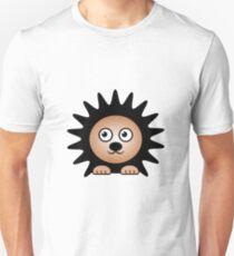 Little Cute Hedgehog Unisex T-Shirt