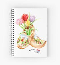 Missing Netherlands Spiral Notebook