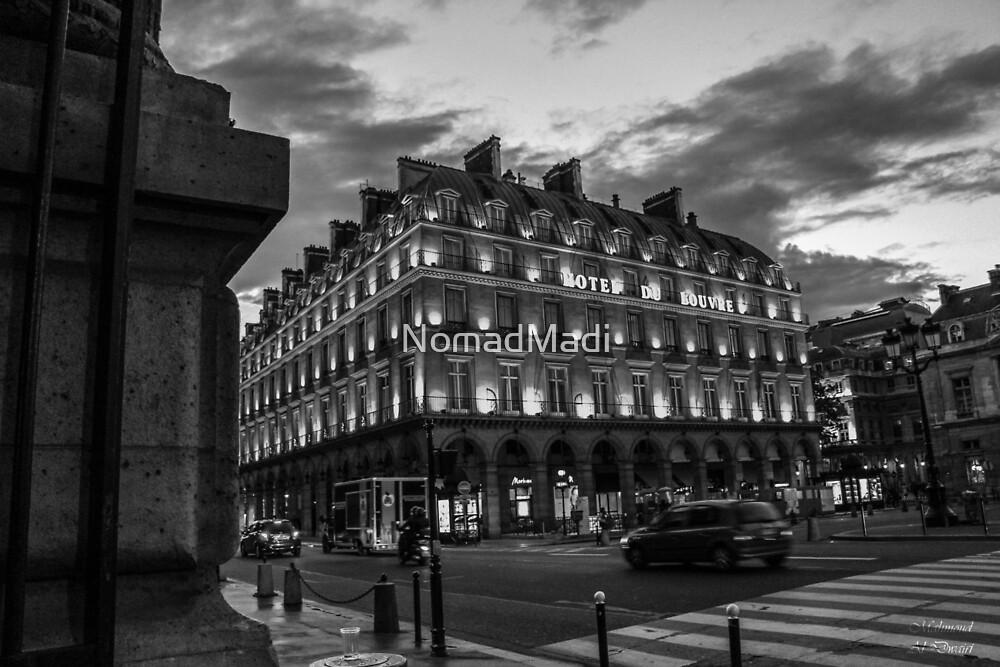 Hotel - Paris  by NomadMadi
