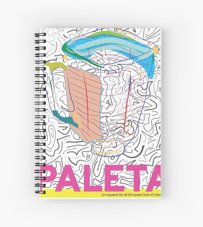 PaletaZine Issue#1 Cover by yxzavier