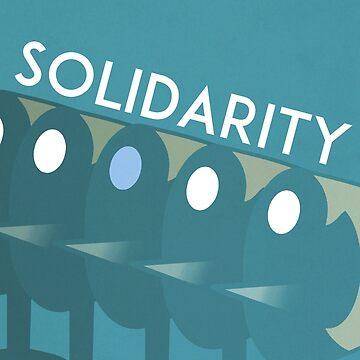 Solidarity by thepearletariat