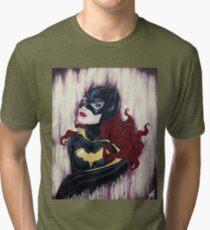 Bat girl Tri-blend T-Shirt