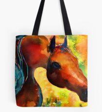 Fantasy Arabian Horse painting Svetlana Novikova Tote Bag