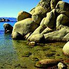"""""""Rocks and Ripples"""" by Lynn Bawden"""