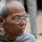 Wisdom in Cambodia by Carl LaCasse