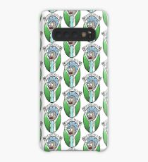 Tiny Rick - Rick and Morty  Case/Skin for Samsung Galaxy