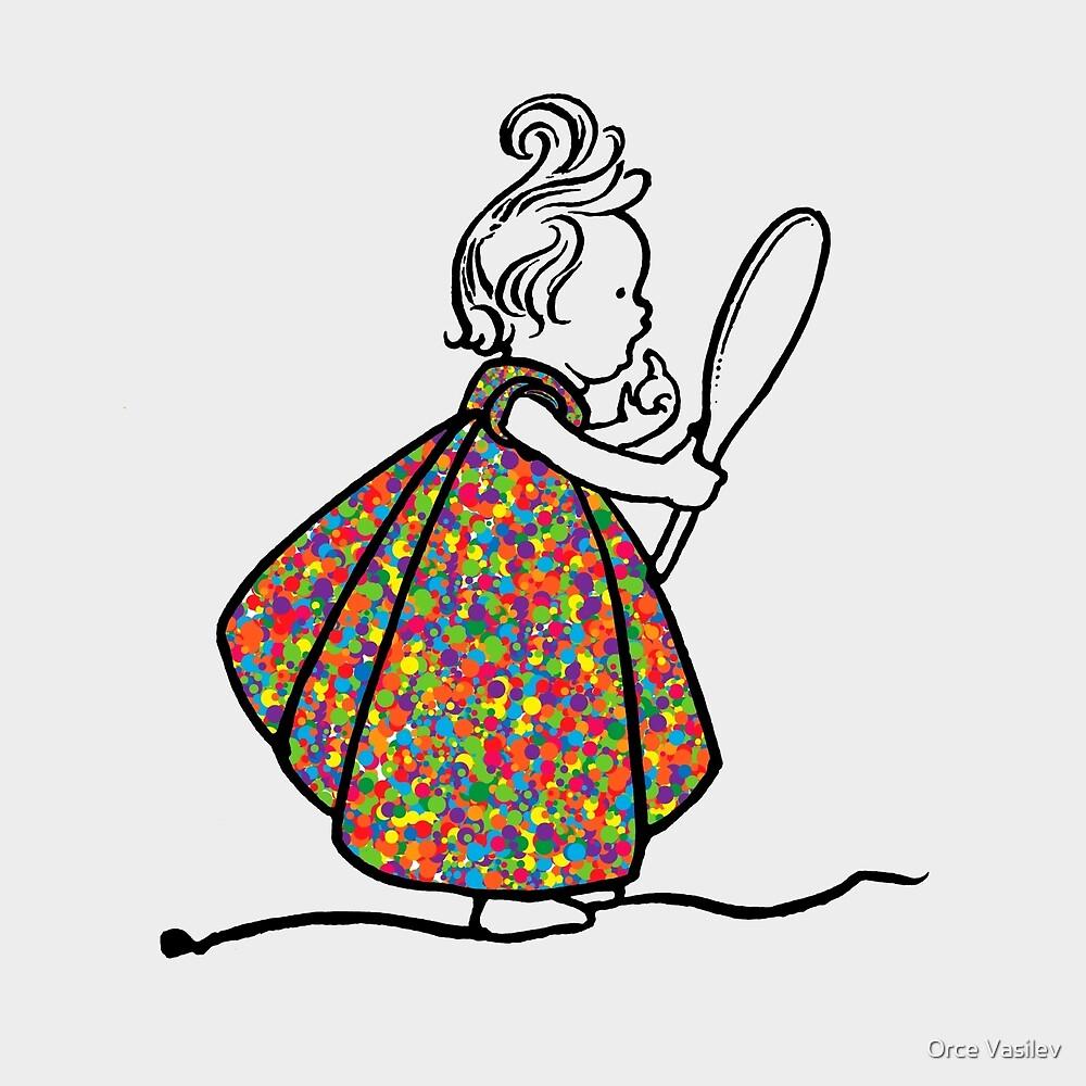 Little Princess by Orce Vasilev