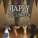 Happy Halloween by Elspeth Rose