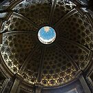 Untitled- Church Ceiling 2 by claire-virgona