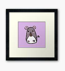 Cute Mouse Framed Print