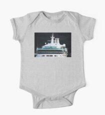 Marine Architecture - Upper Decks Kids Clothes