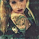 geisha ink by aFrenchie