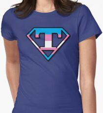 Super Trans Women's Fitted T-Shirt