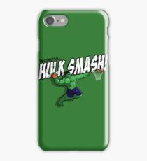 Smashketball iPhone Case/Skin
