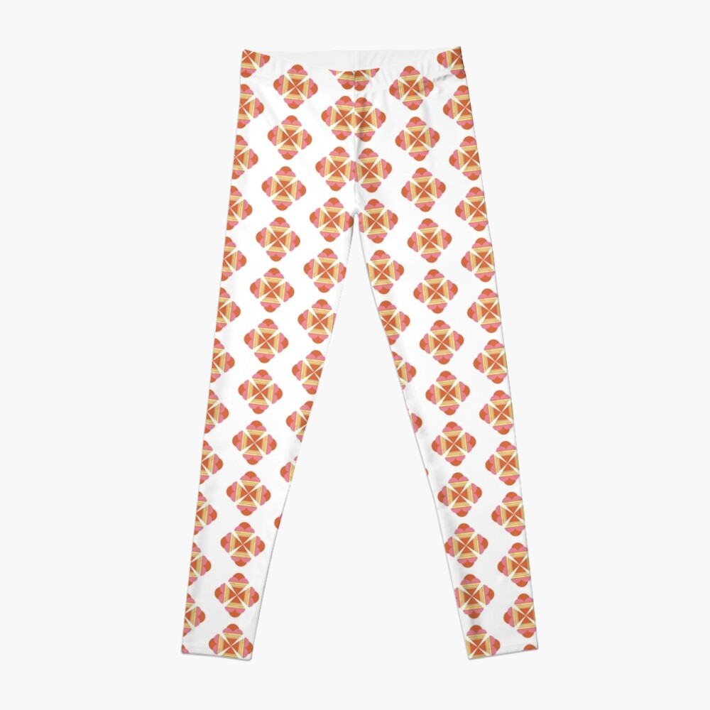 Street Flower Leggings