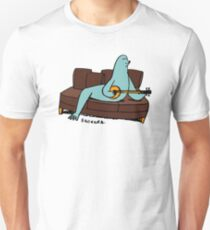 Seal it with a Banjo Song. Unisex T-Shirt