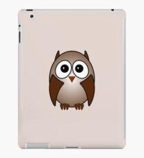 Little Cute Owl iPad Case/Skin