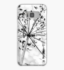 Seed Head Samsung Galaxy Case/Skin