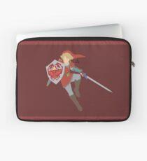 Link (Red) - Super Smash Bros. Laptop Sleeve