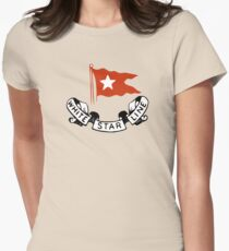 White Star Line (RMS Titanic) Womens Fitted T-Shirt