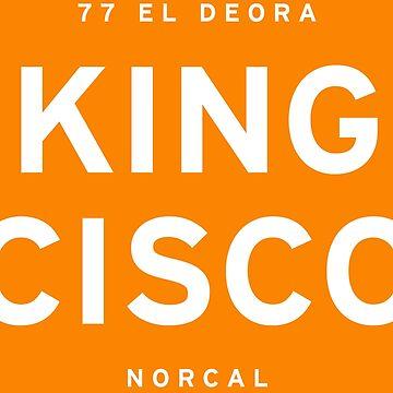 77 El Deora KING CISCO by 77eldeora