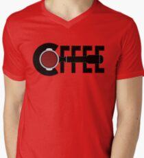 C(portafilter)ffee Men's V-Neck T-Shirt