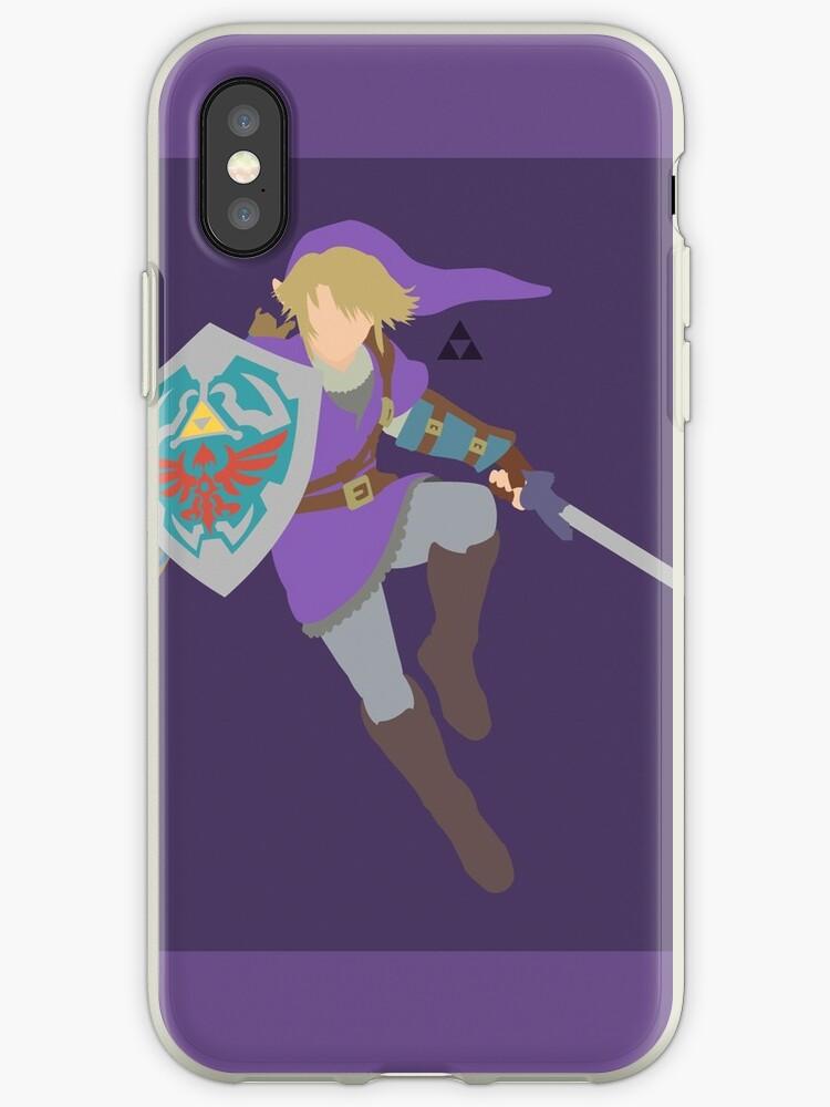 Link (Purple) - Super Smash Bros. by samaran