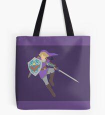 Link (Purple) - Super Smash Bros. Tote Bag
