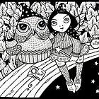 Woodland Wizardry by Anita Inverarity