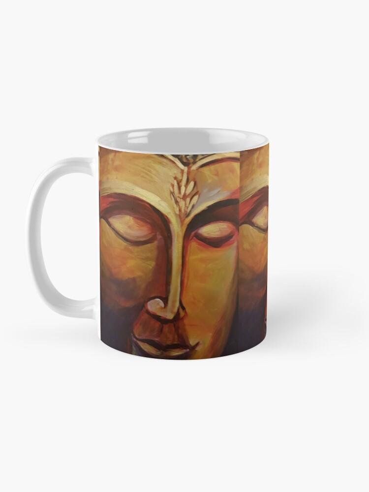 Alternate view of Buddha Mug