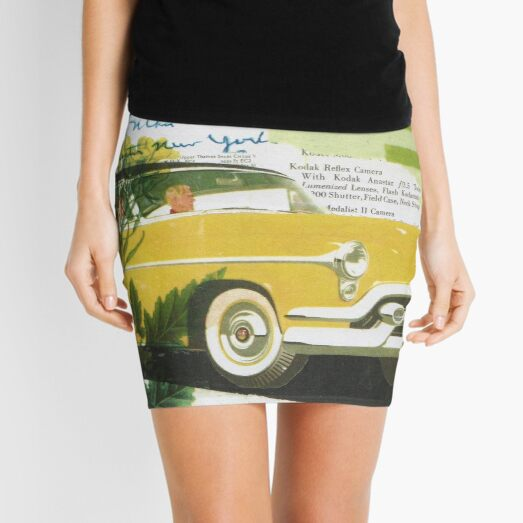 Are we there yet?  Mini Skirt