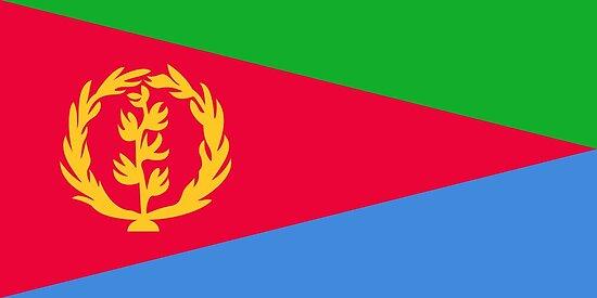 Eritrea - Standard by Sol Noir Studios