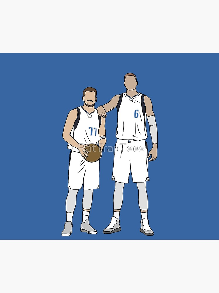 Luka And Kristaps by RatTrapTees