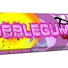 Bubblegum Punk Logo by Krystal Frazee