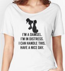 Camiseta ancha para mujer Megara
