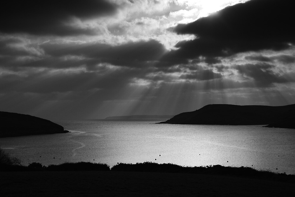 Oysterhaven Lightburst by Paul McSherry