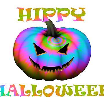Hippy Halloween by GoatGirl