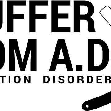 I Suffer from Acquisition Disorder (Straight) by ShaveAddict