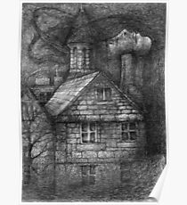 Little House in the Woods. Poster