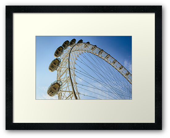 London Eye by michael-nau