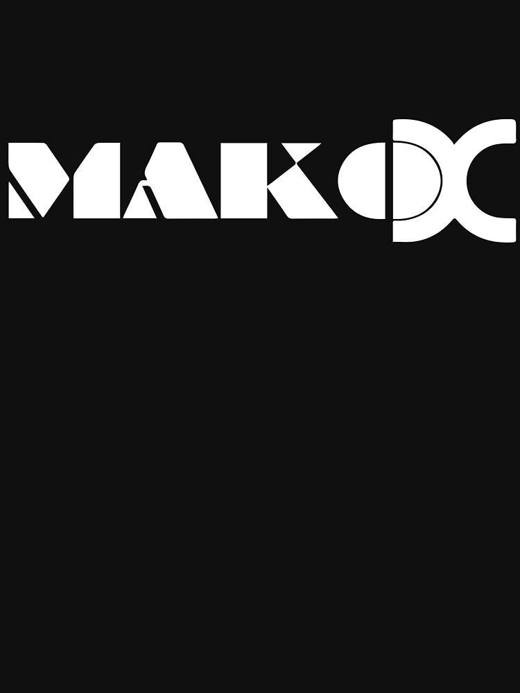 Mako DC Logo T by declan37