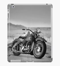 Desert Road Hog iPad Case/Skin